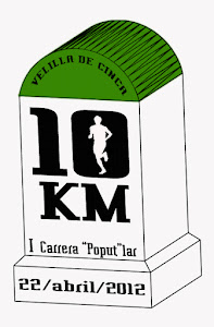 PRIMERA EDICION 10 KM VELILLA DE CINCA