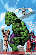 A very classiclooking Hulk by Ed McGuinness.