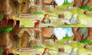 Red Riding Hood: The True Story