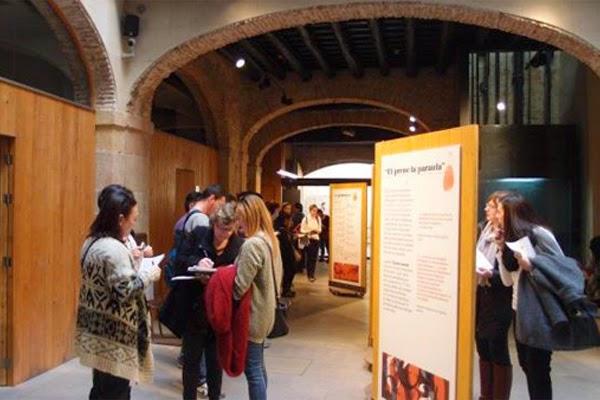 """""""El català ahir, avui i demà"""" s'exposa al pati de Sant Roc ... - photo#17"""