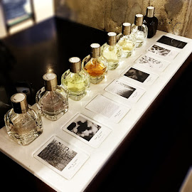 rag & bone's unisex eau de perfume line
