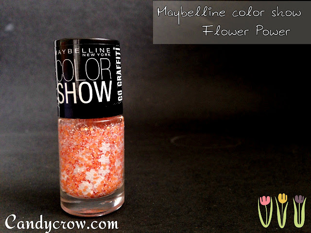 Maybelline Color Show Go Graffiti Flower Power Review