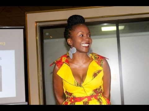 Kansiime Anne wants a shy guy