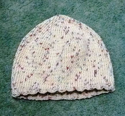 FREE KNITTING PATTERNS FOR CHEMO CAPS   KNITTING PATTERN