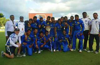 Sri Lankan win Plate Championship
