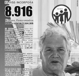 Noticias de última hora: Consulta la nueva lista de pensionados del