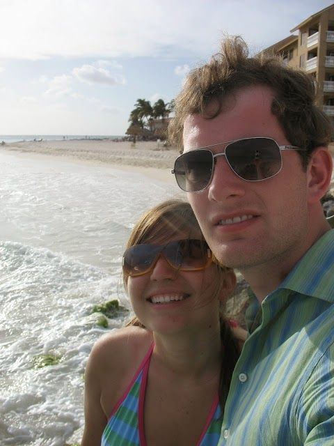 Honeymoon in Aruba 2007