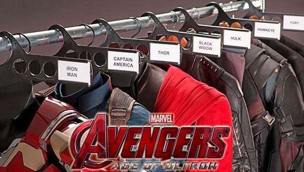 Vestuario Los Vengadores: La era de Ultron