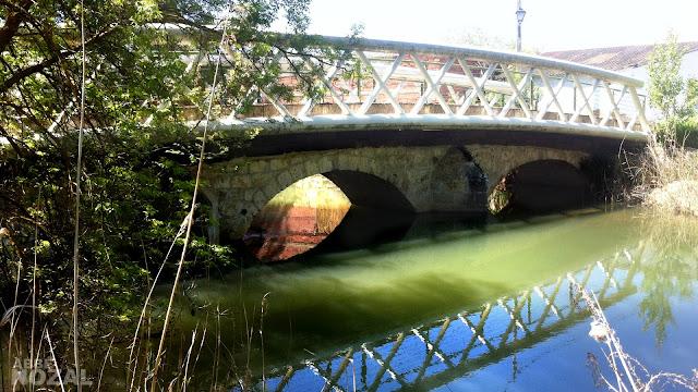 Otra luz en el Puente de Pitágoras, 2013 Abbé Nozal