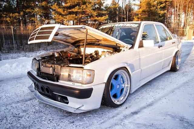 w201 turbo