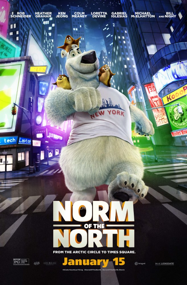 Nonton Norm of the North (2016)