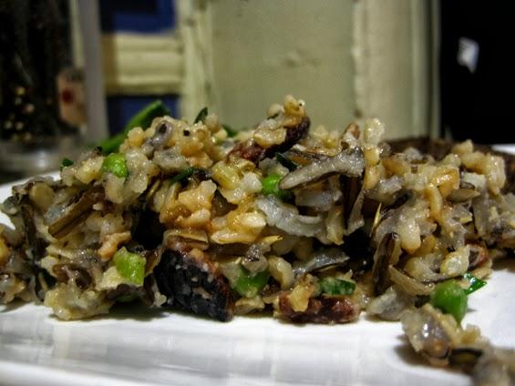 cuire du riz sauvage