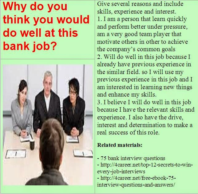 how to do well in a job interview The 5 worst things to do during a job interview the interview is crucial: regardless of how well the rest of absolutely should not do during a job interview 1.