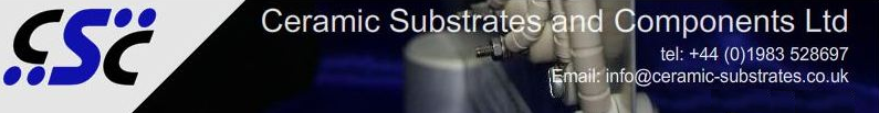 Ceramic Substrates and Components Blog