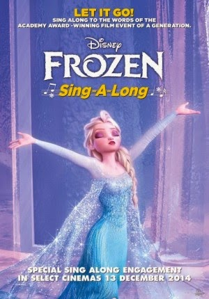 Film Frozen: Sing A Long 2014 di (Bioskop)