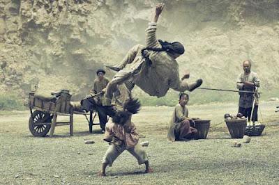 Phim Thái Cực Quyền - Lever Zero - Tai Chi O 2012 [Vietsub] Online