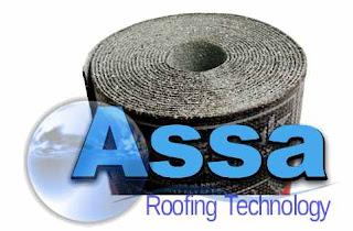 sellado de techo con assa