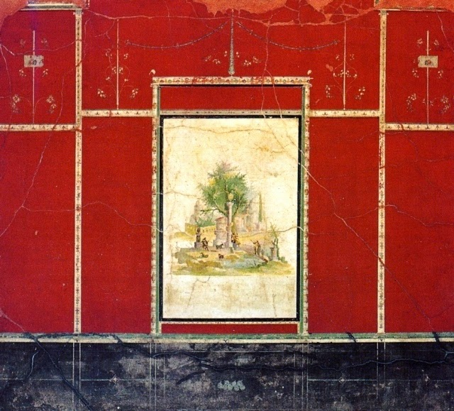 Ancient Roman Wall Painting Styles