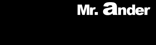 Mr. ander