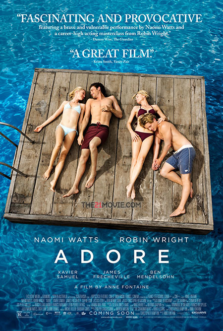 Movie : Adore (2013) Full Movie