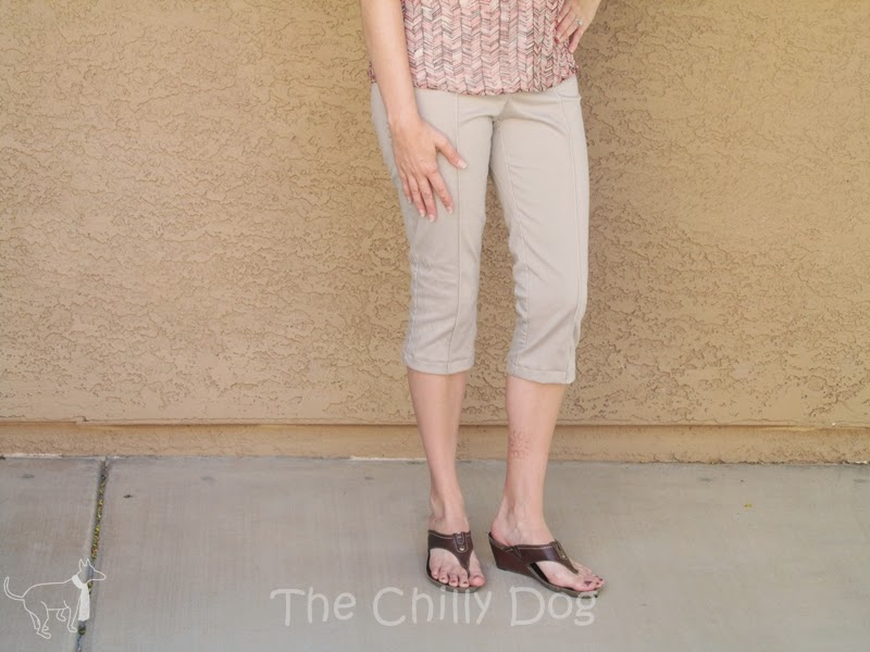 Sewing Tutorial: These dressy capris are not your daughter's cut-offs