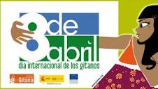 8 DE ABRIL DIA INTERNACIONAL DE LOS GITANOS.