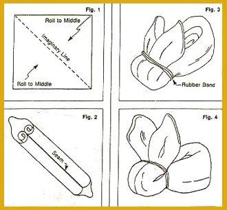 Como fazer cesta de páscoa em tecido + 23 Modelos de