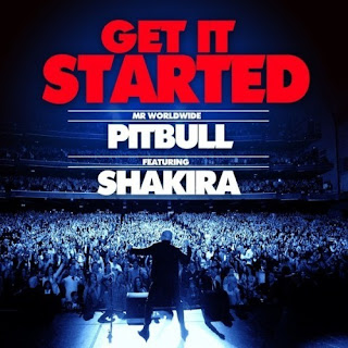 Pitbull - Get It Started (feat. Shakira) Lyrics