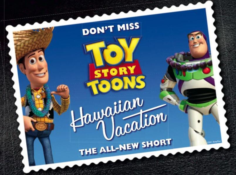 #Cortometraje Toy Story Toons, Vacaciones en Hawai