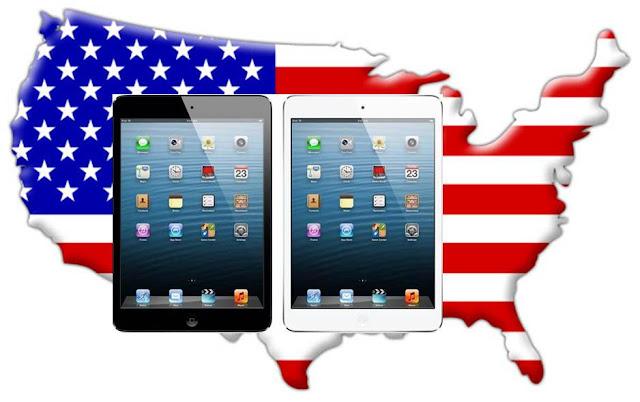 Comprar iPad en Estados Unidos