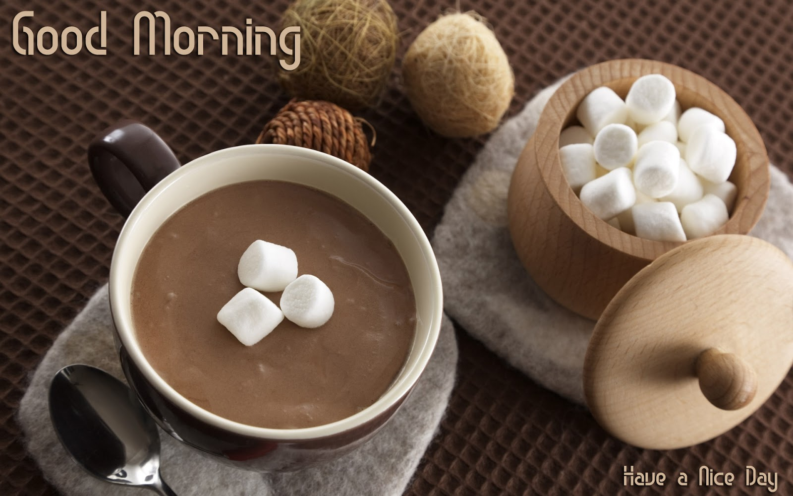 Good Morning Images with Hot Coffee