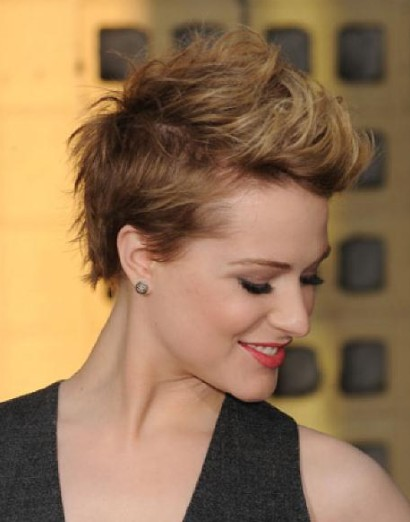 pixie hairstyles short haircuts short hairstyles short shag trends ...