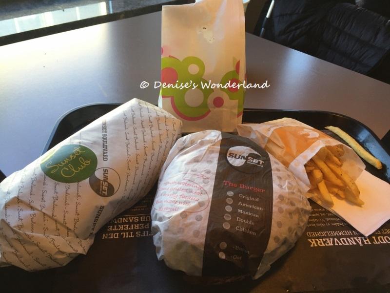 Sunset Boulevard (fastfoodrestaurantkæde)