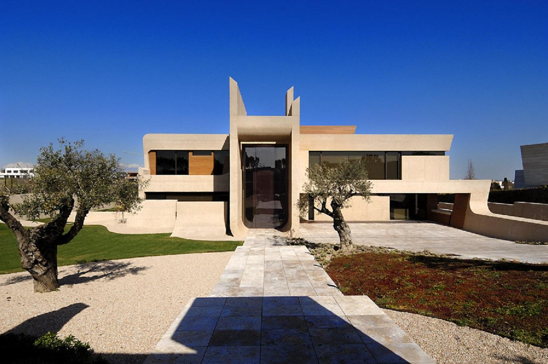 Arquitectura Arquidea Vivienda Minimalista Por A Cero