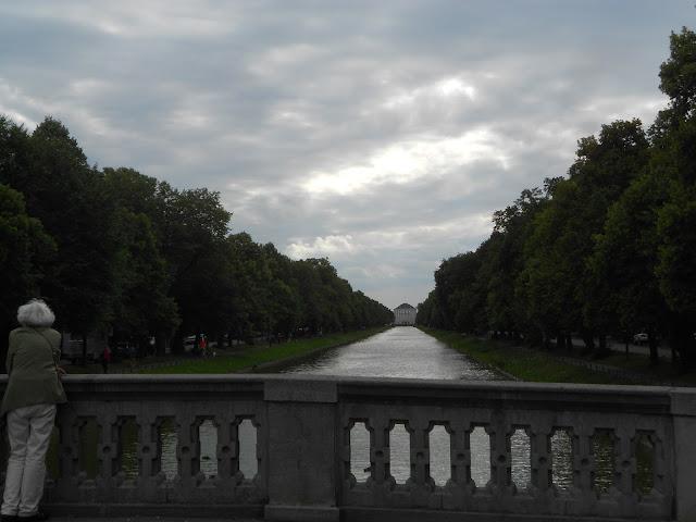 Schloss Kanal | Schloss Nymphenburg München