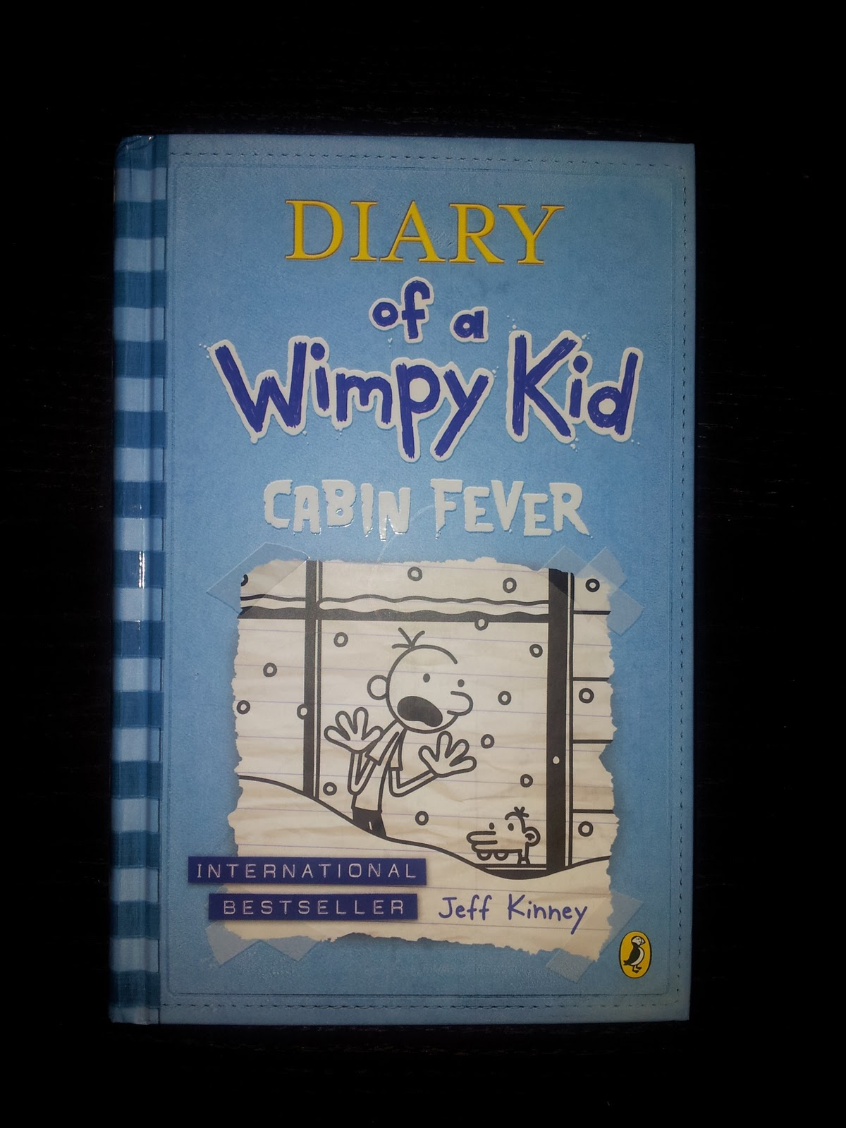Diary Of A Wimpy Kid Cabin Fever This Is Life