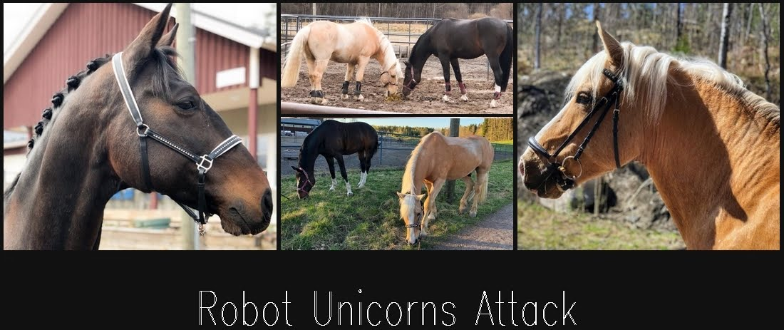 Robot Unicorns Attack