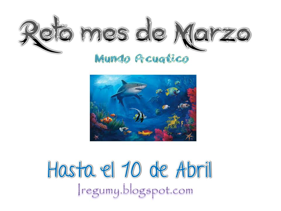 RETO DE IREGUMY MES DE MARZO HASTA EL 10 DE ABRIL