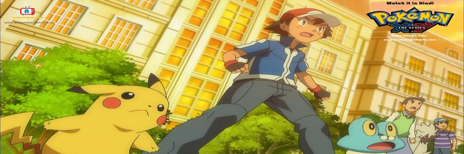 [First on Net] All new Pokemon The Series : XY Episodes in Hindi (HD) (Watch + Download)