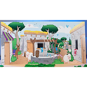 VBS Decorations and Backdrops