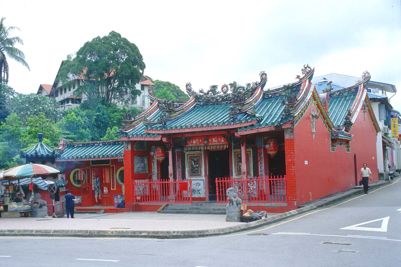 Chinese temple wallpaper wallpaper chinese temple wallpaper for Home wallpaper kuching
