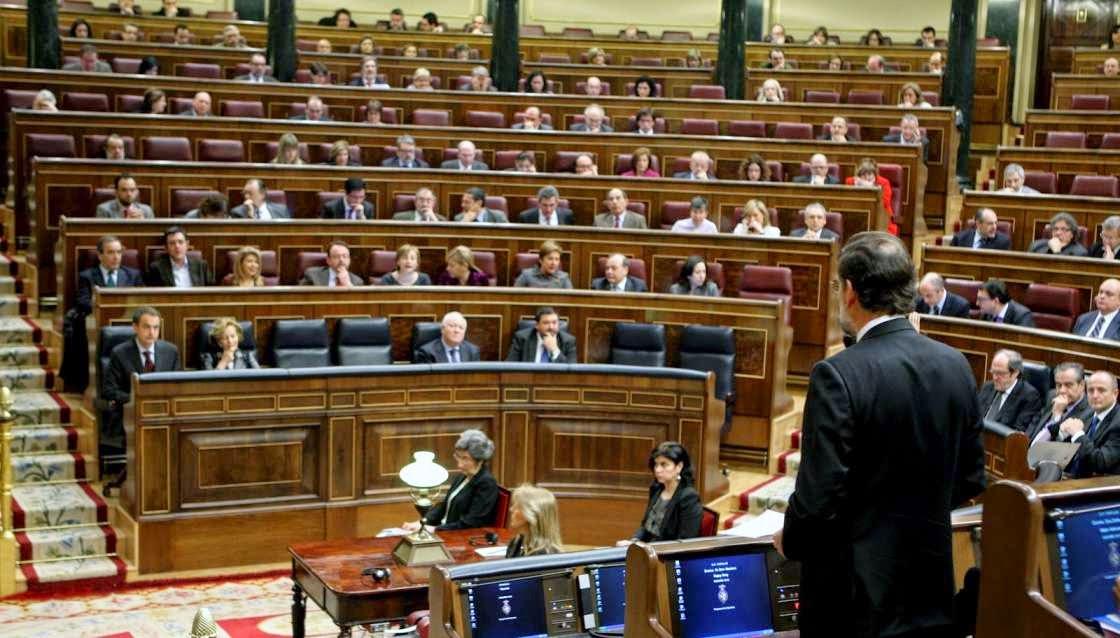 El Congreso de los Diputados tiene su Reglamento parlamentario