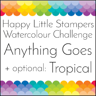 +++HLS September Watercolour Challenge