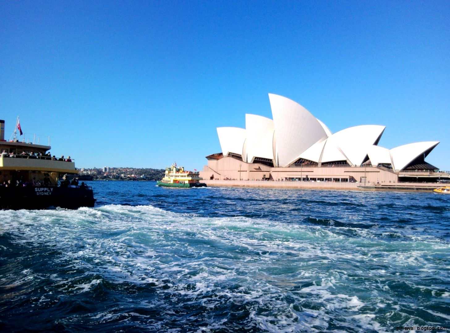 Sydney Opera House Panoramic