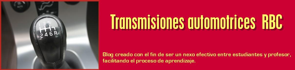 Transmisiones automotrices, RBC