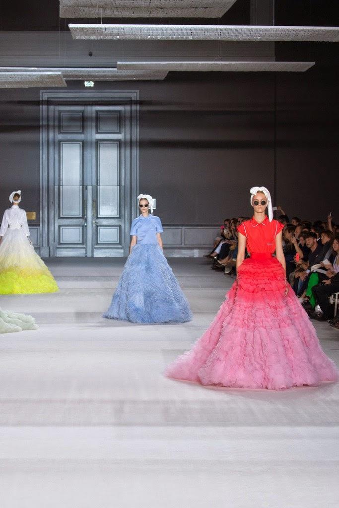 Giambattista Valli Fall 2014 Paris Haute Couture