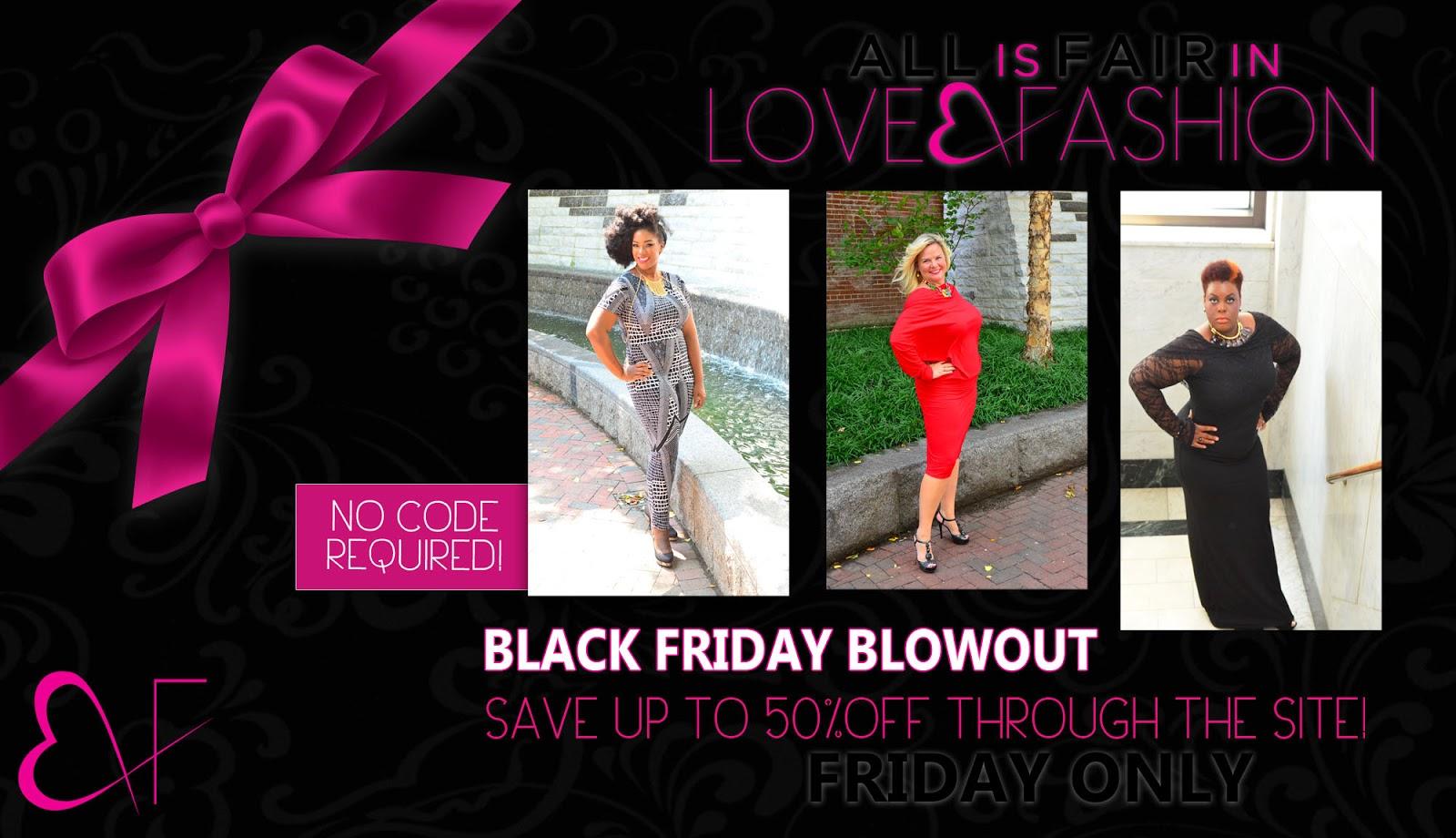 Black Friday 2014, Plus Size Black Friday Deals