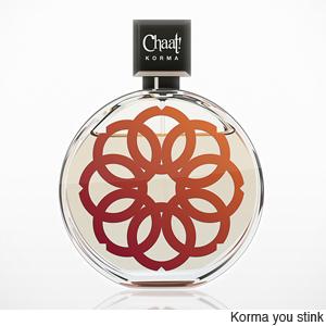 Minyak wangi aroma kari