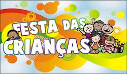 """TÁ CHEGANDO O 5º ANO DA GRANDE FESTA """"FAÇA UMA CRIANÇA FELIZ"""" EM ITAÚ!"""