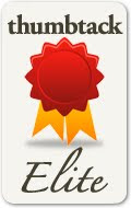 Thumbtack Elite Badge